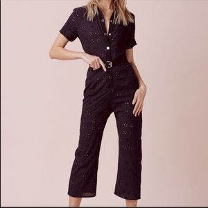 For Love and Lemons Jumpsuit XS!